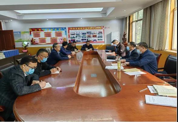 东平县应急管理局联合东平县教体局开展校园